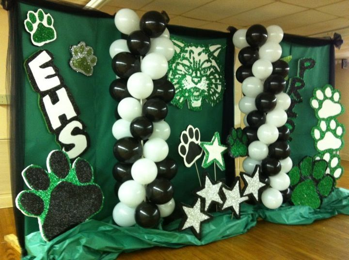 Decorations for High School reunion  by neketta.guillory@gmail.com