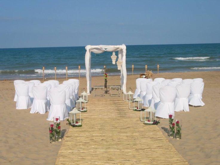 Matrimonio Simbolico En La Playa : Best images about centro mesa de playa on pinterest