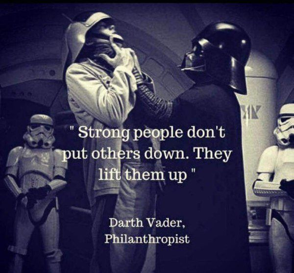 Top Thoughts Thursday 162 Growth Guided Star Wars Quotes Funny Star Wars Memes Star Wars Jokes