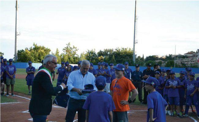 Sul diamante di via Cioci i Mondiali Hit di baseball Canesin: Occasione importante per la città