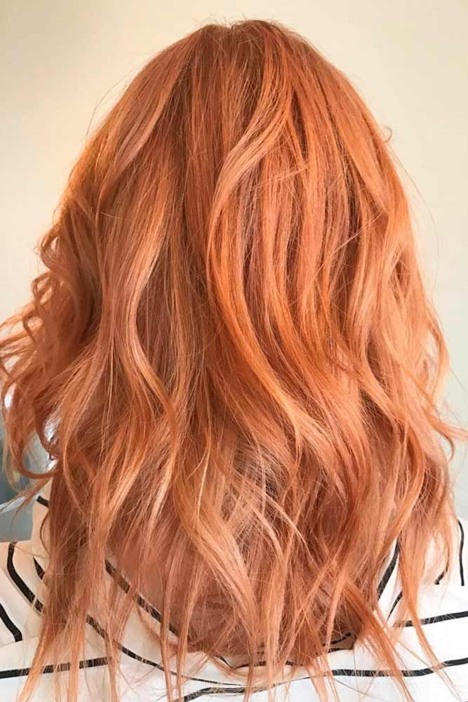 Sweet and Sassy Shades of Strawberry Blonde Hair ★ See more: http://lovehairstyles.com/sweet-strawberry-blonde-hair/