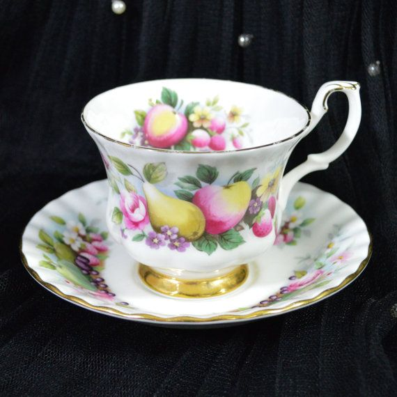 Vintage Royal Albert English Bone China Tea Cup and by Wicksteads