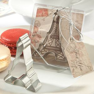Romantic Eiffel Tower Cookie Cutters