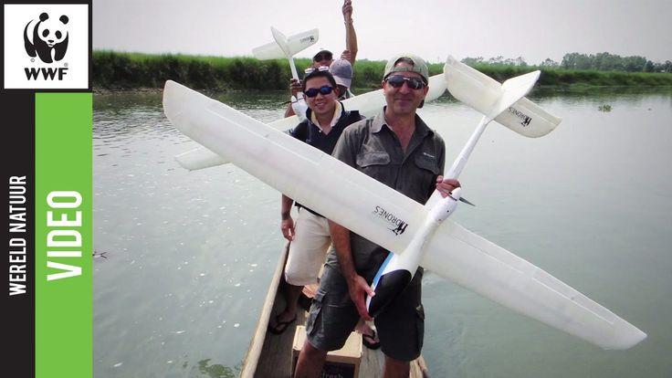Wildlife Crime Fighters: Serge strijdt tegen stroperij met eco-drones