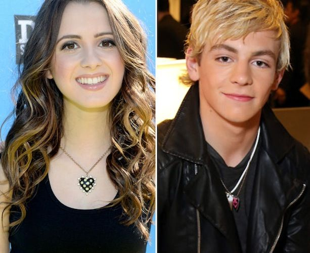 Who is ally from austin and ally dating