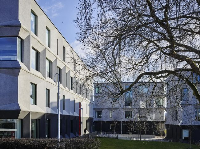 Burntwood School By Allford Hall Monaghan Morris Wins Stirling Prize 2015