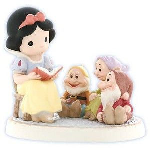 Disney Precious Moments Figurine - Gathering Friends Together