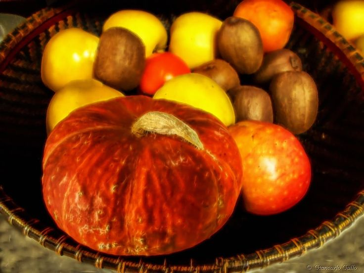 The pumpkin by Giancarlo Gallo