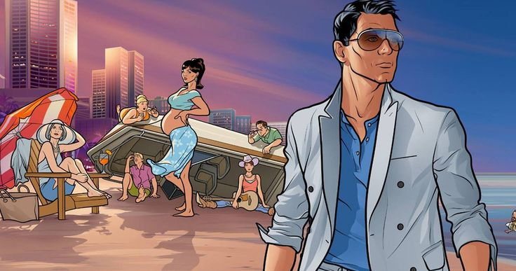 FX Renews 'Archer' for Seasons 6 and 7 -- Seven all-new episodes of 'Archer' remain in Season 5, with the finale airing Monday, April 21 at 10:00 PM ET/PT. -- http://www.tvweb.com/news/fx-renews-archer-for-seasons-6-and-7