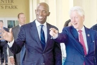 Wayne Messam, of Jamaican parentage, is mayor of Miramar, FL is the first black person to hold that post. Jamaica Observer: Jamaican News Online
