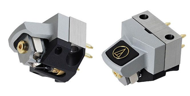 Audio-Technica shows off $7000 turntable cartridge