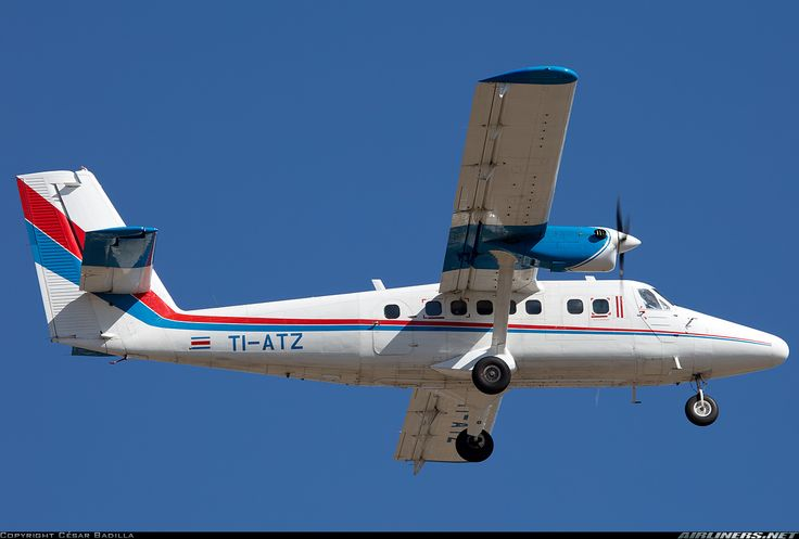 (Aviones Taxi Aereo) De Havilland Canada DHC-6-200 Twin Otter  Alajuela (San Jose) - Juan Santamaria International (SJO / MROC) Costa Rica, February 22, 2014