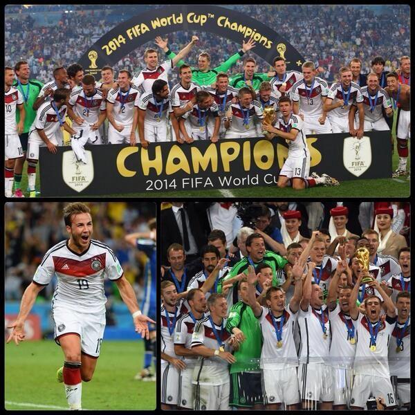 2014 Dünya Kupası'ndan En Güzel Anlar