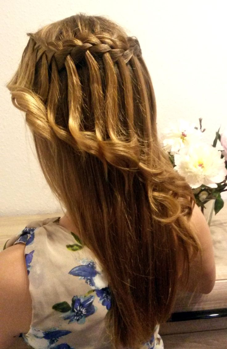 55 best Hairstyle braid Made by myself images on Pinterest