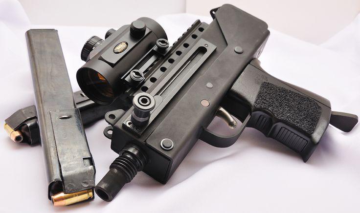 Masterpiece Arms MAC-10 (MPA Model)