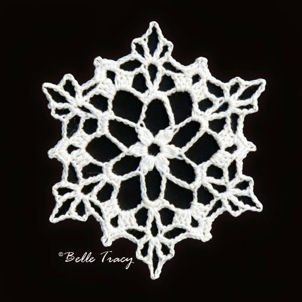 Belle Tracy: Snowflake # 26