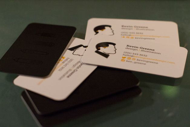 Check out these business card examples—many of which came directly to our inbox from the talented readers of HOW!
