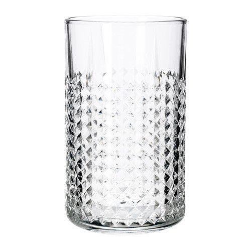 IKEA - FRASERA, Glas, Glasets enkla, höga och raka form gör det perfekt till alla typer av kalla drycker, till exempel festliga drinkar med kolsyra och mycket is.
