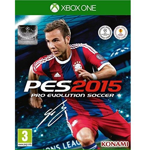 BARGAIN Pro-Evolution Soccer 2015 On PS4 And XBOX One JUST £36.85 At Amazon - Gratisfaction UK Bargains #xboxone #ps4 #pes
