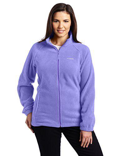 Columbia Women's Plus-Size Benton Springs Full-Zip Fleece Jacket.. USD 65.00