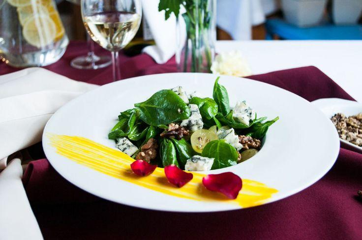 W naszej Restauracji znajdą się też potrawy dla jaroszy. Smacznego :)  #hotelklimek #hotelklimekspa #pensjonatklimek #restauracjahotelklimek #muszyna #mountains