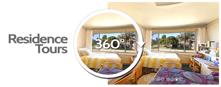Virtual Tour of my UCSB Dorm | Low Rises (Santa Cruz, Triple)