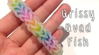 monster tail loom patterns - YouTube