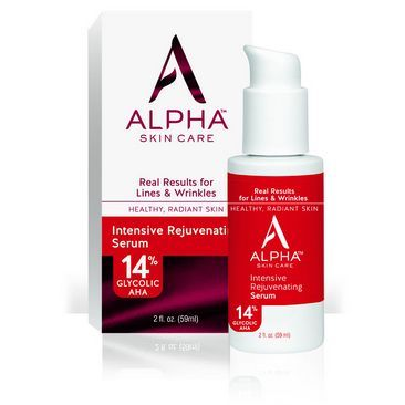 Alpha Hydrox Intensive Rejuvinating Serum 14% Glycolic AHA