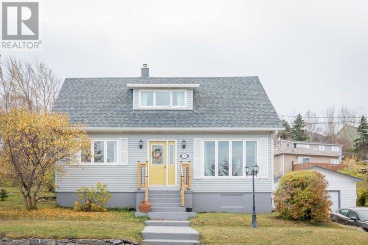 Three bedroom home for sale in Corner Brook