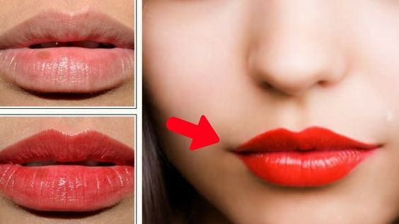 How To Get Red Lips Naturally Without Lipstick 7 Home Remedies