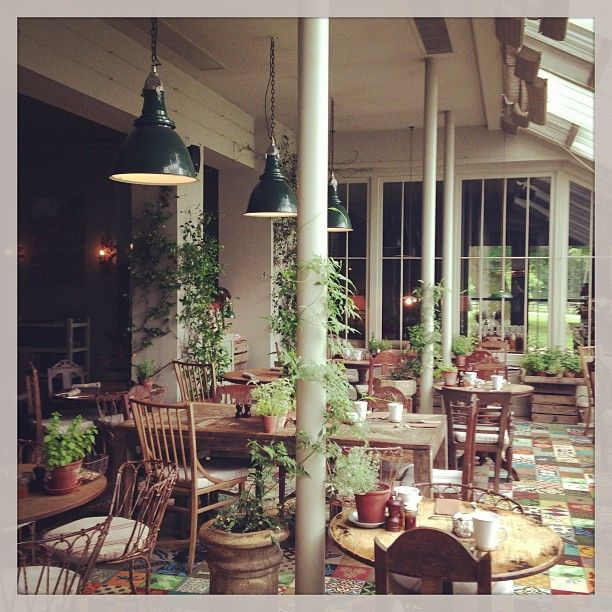 The Pig Hotel in Hampshire  http://www.bonvivant.co.uk/blog/2013/07/16/the-pig-hotel-hampshire/