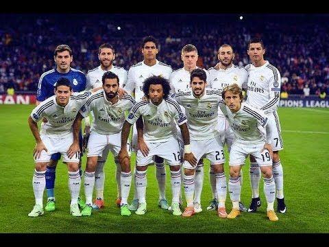 Real Madrid Crazy Defensive Skills HD