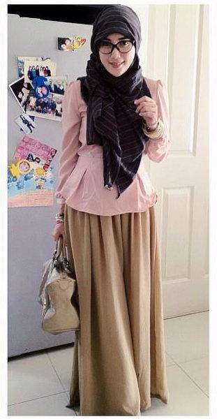 Instagram @novierock #HijabStyle | Hijab | Pinterest | Hijab Styles Hijabs And Instagram