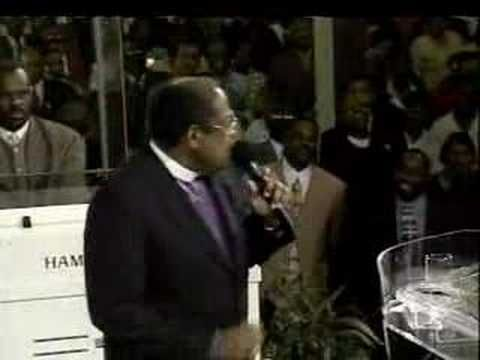 Bishop GE Patterson Classic 'Voices In the Crowd'-PALM Sunday Message