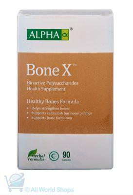 BoneX - Healthy Bones Formula - Alpha - 90 capsules   Shop New Zealand NZ$105