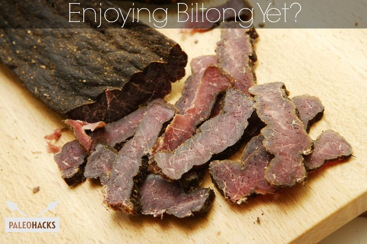 If You Don't Know What Biltong Is, You're Missing Out On This Delicious Meat