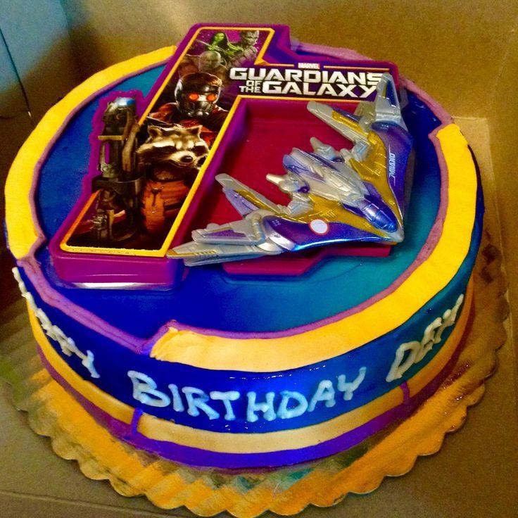 Awesome Surprise Birthday Cake!