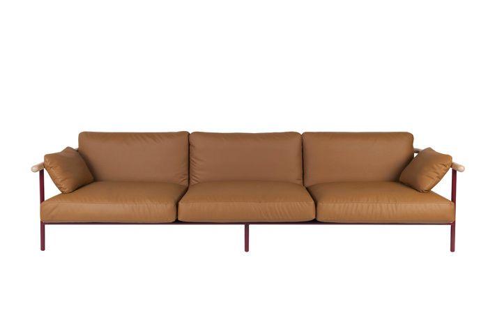 Une certaine idee du luxe avec ce canapé classiques par Alain Gilles