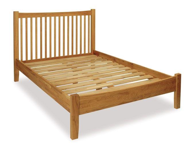 hereford oak super king size bed - Oak Bed Frame