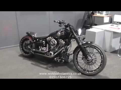 Harley Breakout For Sale >> Harley Davidson Softail Fxsb Breakout 1690 Custom For Sale