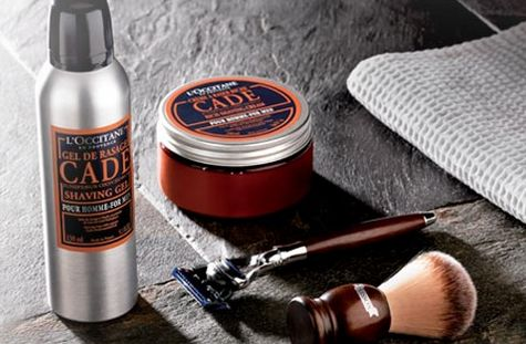 L'OCCITANE offers the ultimate men's care for all personal grooming needs.