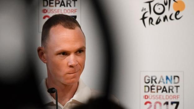 Tour de France 2017: Will Chris Froome win fourth title in five years? http://www.bbc.co.uk/sport/cycling/40416666