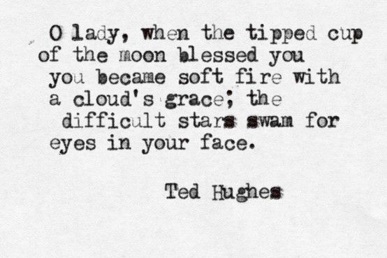 words and experience ted hughes In the poem wind, ted hughes describes the experience of a windstorm, using powerful imagery to convey the power and impact of the weather.