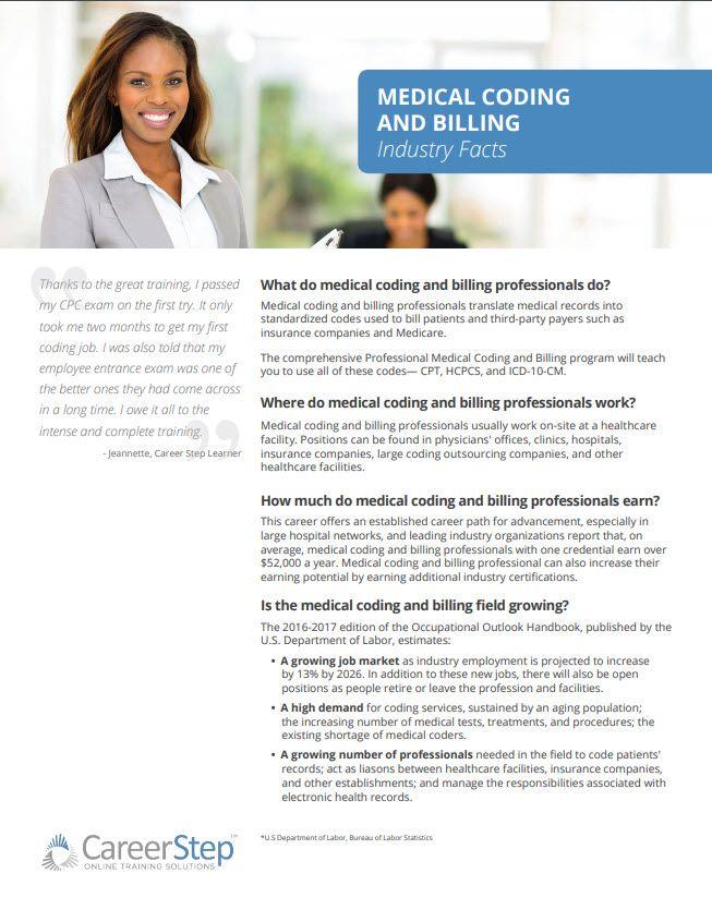 Medical Billing Coding Certification Online Career Step
