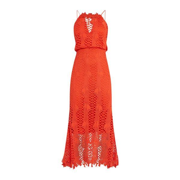 B smart red dress 45