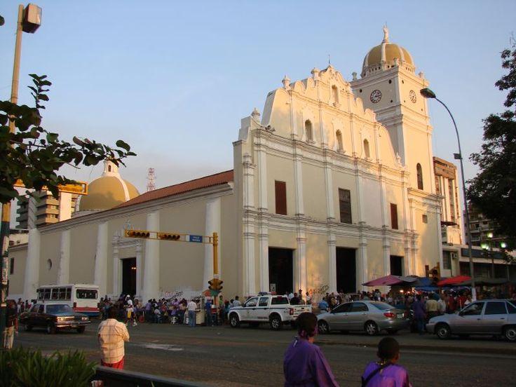 Cathedrale de Maracay / Venezuela
