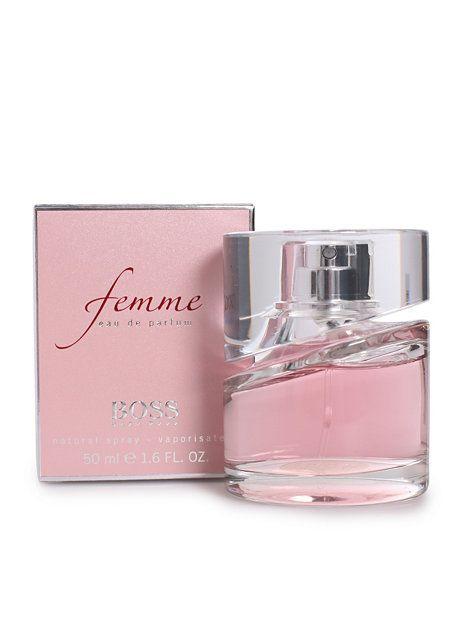 Boss Femme Edp 50 Ml - Boss By Hugo Boss Perfume - Transparent - Perfume - Beauty - Women - Nelly.com Uk