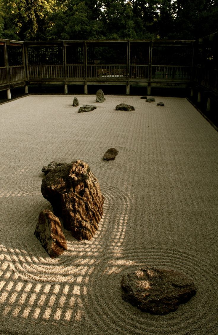 7 best Gardens images on Pinterest | Japanese gardens, Portland ...