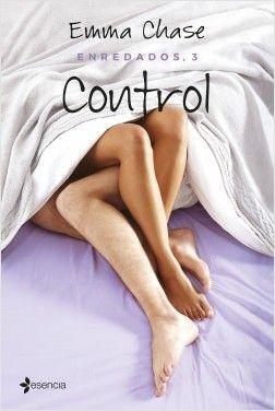 Unboxing blog. Control de Emma Chase. Tercera parte de la serie Enredados.