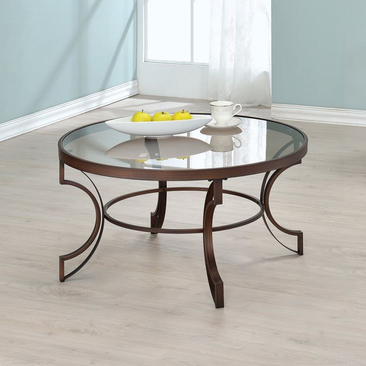 25 Inch Round Glass Coffee Table: Best 25+ Glass Top Coffee Table Ideas On Pinterest